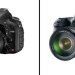 Comparativo Canon 6D x Nikon D600