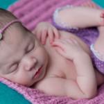 Mel Paes, a fotografia de Newborn e seus desafios