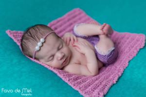 Newborn Sofia 9 dias