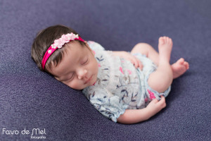 Newborn Clarice 10 dias