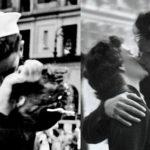 História por trás das fotos de Alfred Eisenstaedt e Robert Doisneau