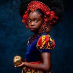 Fotógrafos recriam princesas tradicionais da Disney exaltando a beleza negra