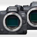 Canon lança mais duas novas câmeras sem espelho no mercado: a EOS R5 e a EOS R6