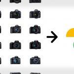 Câmeras Canon com conexão via Wi-Fi podem enviar imagens direto para o Google Fotos